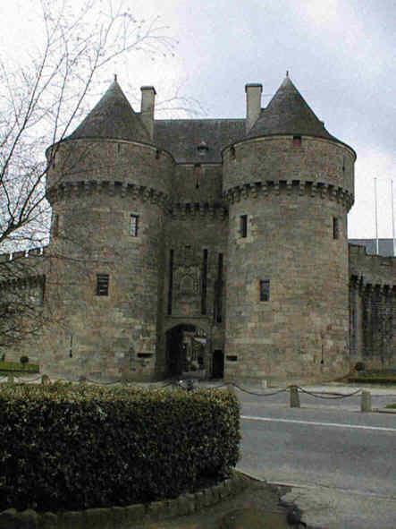 Porte Saint Michel